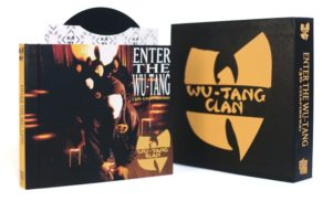 Wu-Tang Clan reissue Enter The Wu-Tang (36 Chambers) as collection of 7″ singles