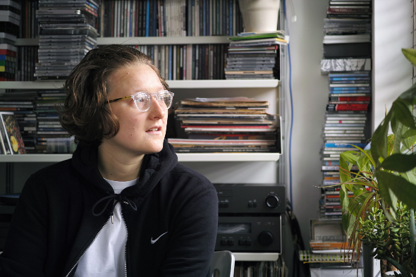 "Beatrice Dillon announces new 12"" single on Boomkat"