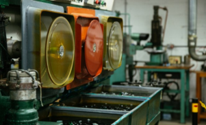 A new injection-moulded vinyl technology promises to slash costs and improve sound quality
