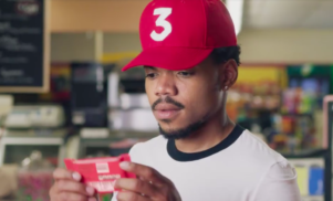 Halloween is over, but Chance the Rapper's Kit Kat deal is not