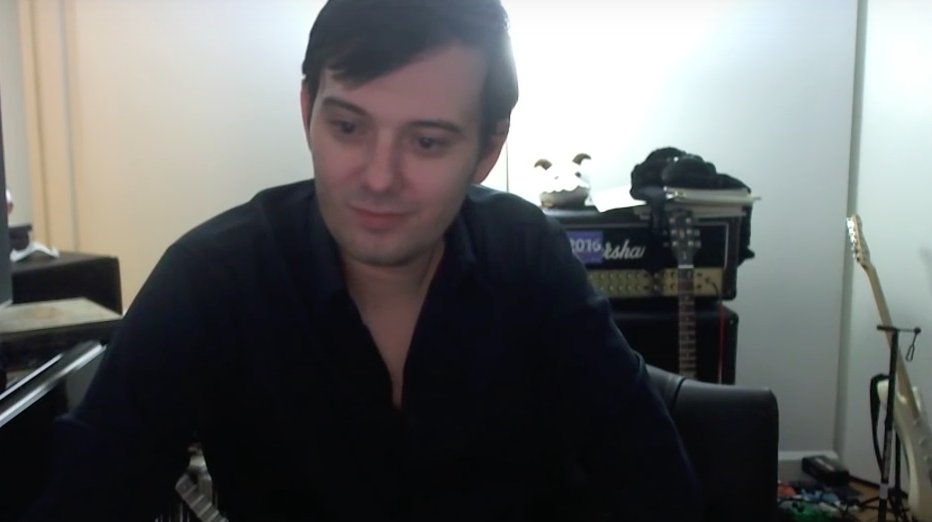 Martin Shkreli streams one-of-a-kind Wu-Tang Clan album after Trump victory