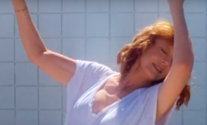 Justice release Susan Sarandon-starring video for 'Fire'