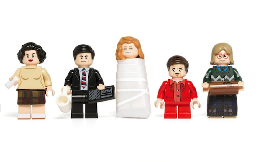 These Twin Peaks Lego Style Figurines Aren T Official But