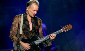 Sting to play first concert at reopened Bataclan