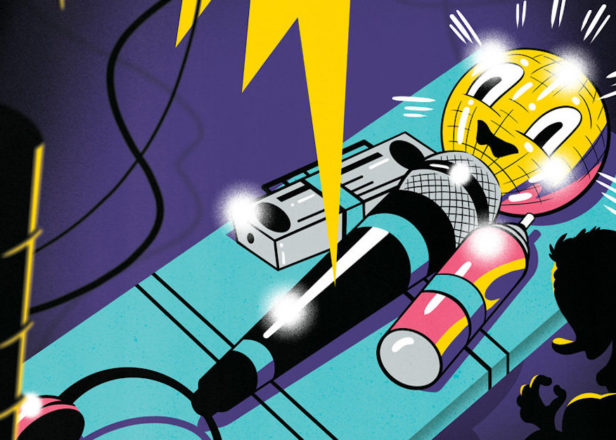 Hear The Beastie Boys and Daft Punk collide on the Daft Science mashup album