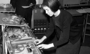 Doctor Who composer and electrionic pioneer Delia Derbyshire gets road named in her honour