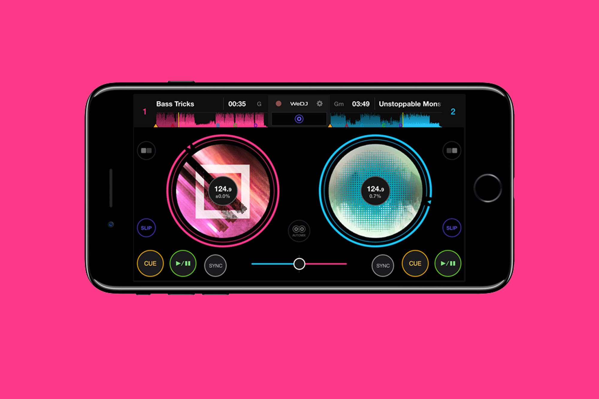 5 iPhone DJ apps guaranteed to rescue a shit party