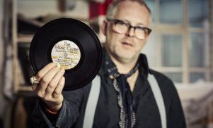 Vivienne Westwood's son burns part of his £5m punk collection