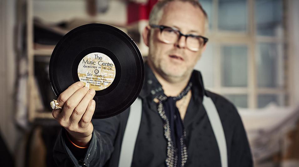 099df436746 Vivienne Westwood's son burns part of his £5m punk collection