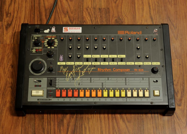 Legowelt releases free emulation of his TR-808 for Ableton Live