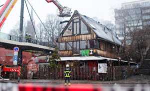 Helena Hauff joins Golden Pudel fundraising drive to rebuild fire-destroyed club