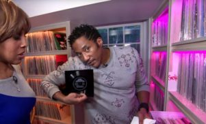 Watch Q-Tip give a tour of his 9,000-strong record collection