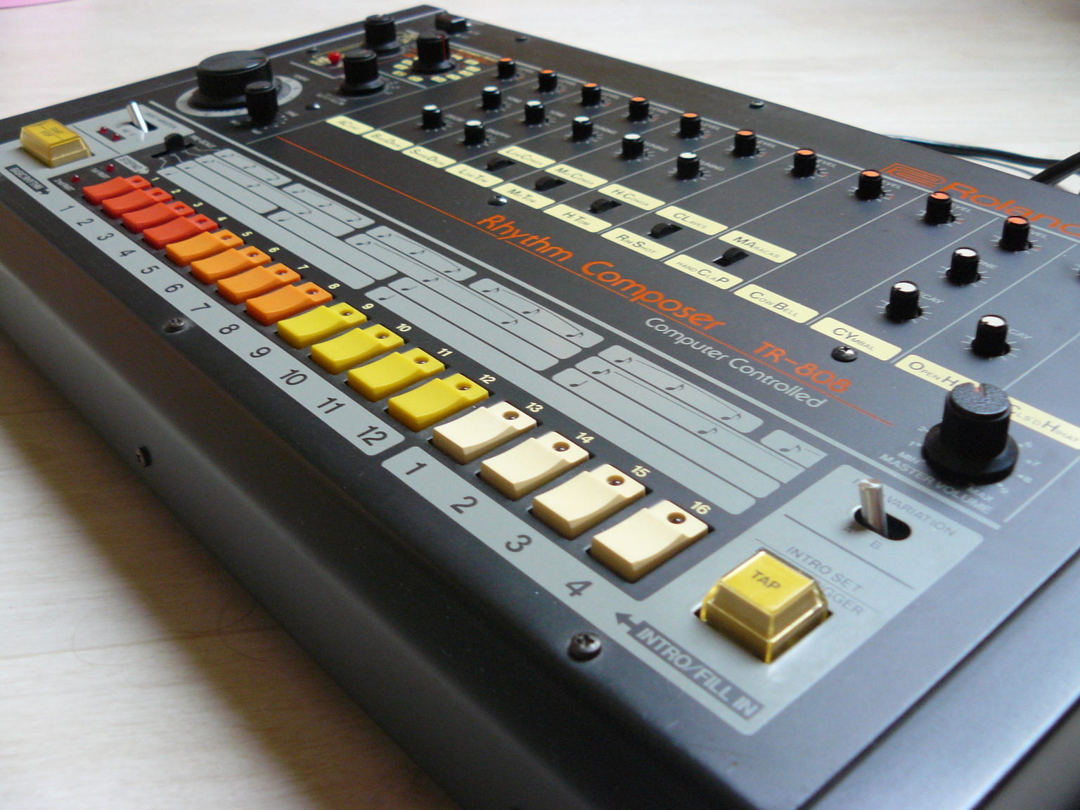 Behringer cloning TR-808, MS-20, almost all synths and drum machines