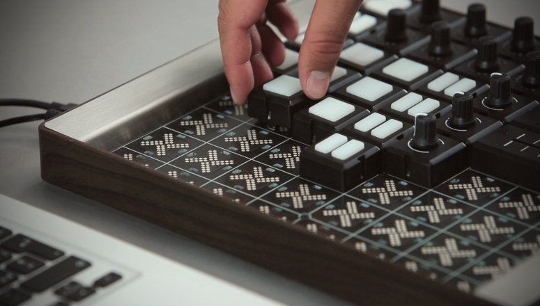 This modular system lets you snap together your own MIDI