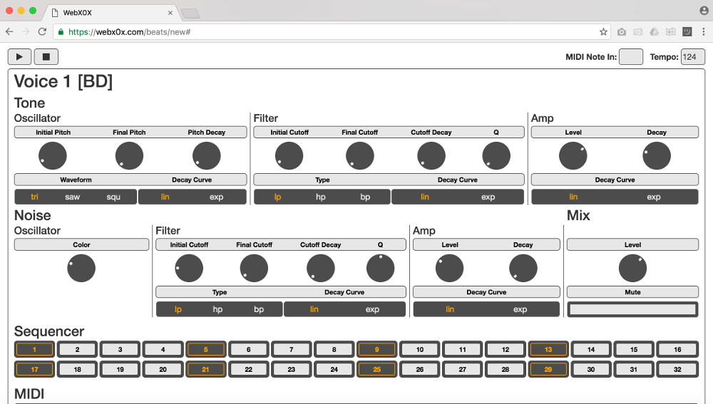 10 addictive browser instruments for making music on your