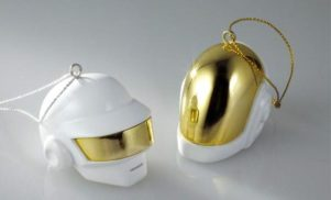These Daft Punk ornaments will make your Christmas tree 'Stronger'