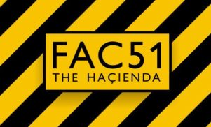 Bonehead from Oasis is giving away a plank from The Haçienda dancefloor
