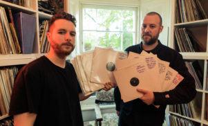 Watch Kahn and Neek mix their most prized dubplates