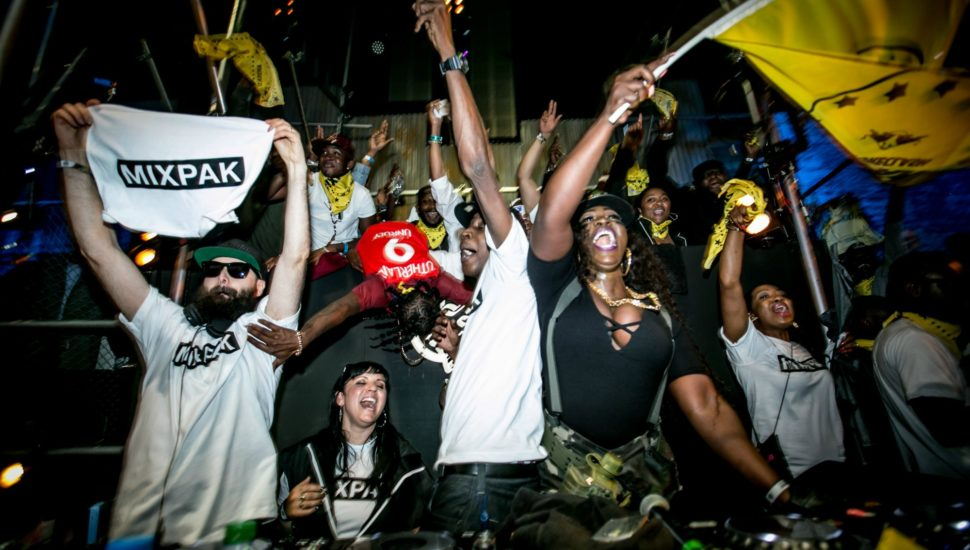 2016 was the year of dancehall domination, from the charts