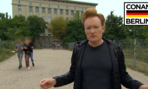 Watch Conan O'Brien get rejected from Berghain