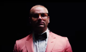 Riff Raff has an action movie coming called The Peach Panther and the trailer is ludicrous