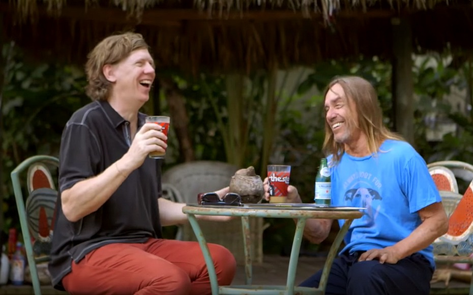 Watch Iggy Pop And Thurston Moore In Conversation