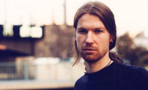 Listen to Aphex Twin's new track 'tnodvood104'