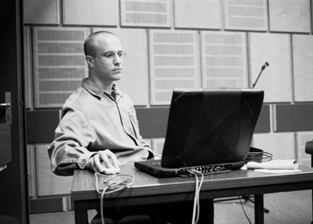 Florian Hecker announces new album A Script For Machine Synthesis on Editions Mego