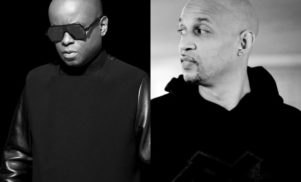 Juan Atkins and Orlando Voorn team up on Mind Merge album