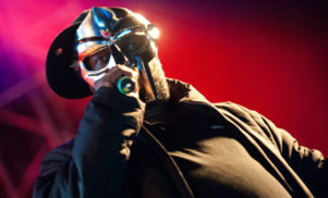 MF DOOM has mixed this week's episode of Solid Steel Radio