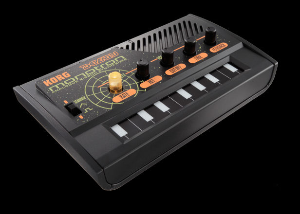 Spaceship Delay is an awesome free plug-in based on Korg's Monotron