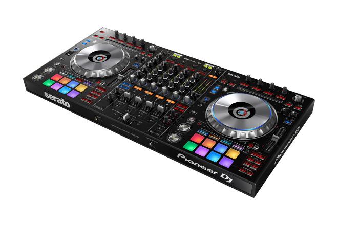 Pioneer DJ announces new high-end controller for Serato DJ