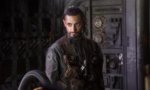 Watch Rogue One star Riz Ahmed rap a Star Wars freestyle on Fallon