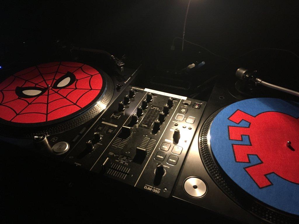 spider-man-slipmats