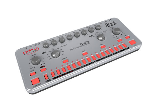 You can now buy clones of Roland's TR-606 and CR-78 drum machines