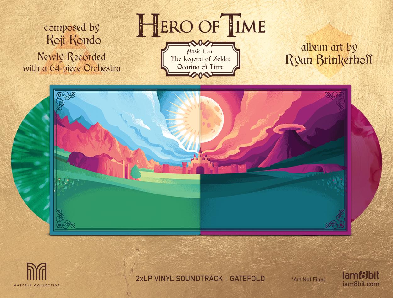 Orchestral tribute to Legend Of Zelda: Ocarina Of Time gets