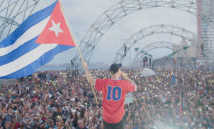 Major Lazer's historic Cuba concert has been turned into a documentary