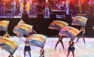 David Byrne concert documentary Contemporary Color coming to theaters