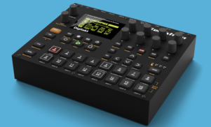 Elektron announces compact digital drum machine and sampler, Digitakt