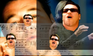 'All Star' reimagined as a Bach chorale piece is the best Smash Mouth meme yet