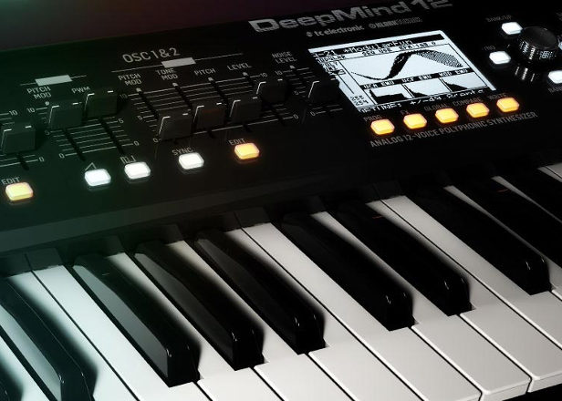 Watch 256 Behringer DeepMind synth presets in one epic video