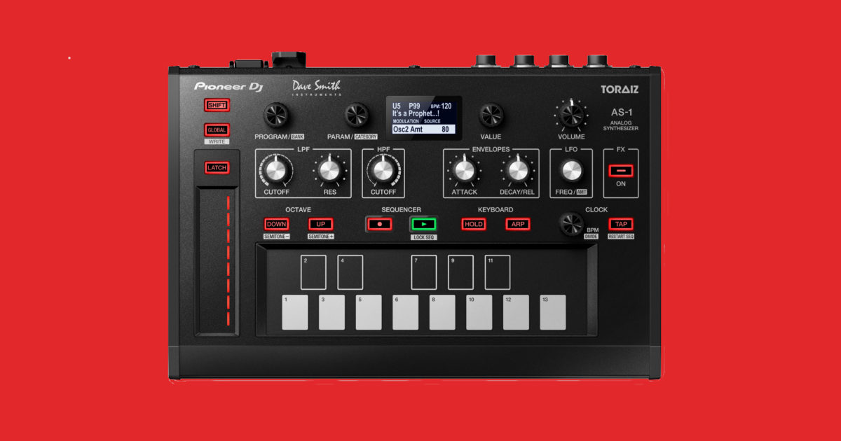 best of namm 2017 synths and drum machines to look forward to. Black Bedroom Furniture Sets. Home Design Ideas