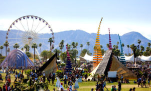 "Head of company behind Coachella and London's O2 says anti-LGBTQ claims are ""garbage"""