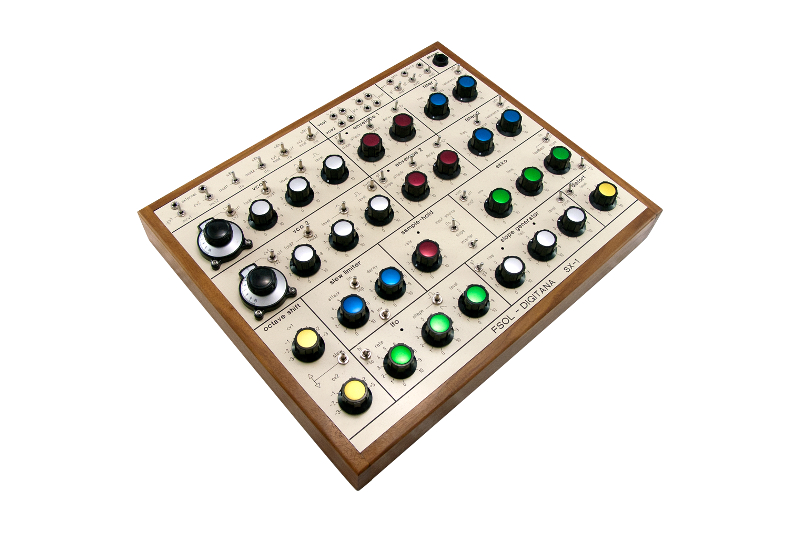 The Future Sound of London have collaborated on two new synths