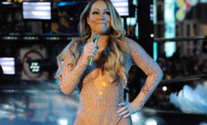 "Mariah Carey says she's ""mortified"" over controversial NYE performance"