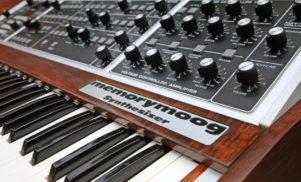 Grab a vintage Memorymoog instrument pack for Ableton for only $10