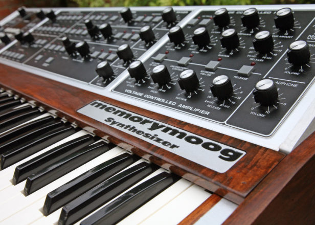 Grab a vintage Memorymoog instrument for Ableton for only $10