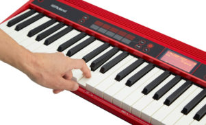 Roland's new keyboard is aimed at people with no musical ability at all