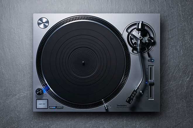 """Technics' new """"standard"""" SL-1200GR turntable expected to cost $2,000"""