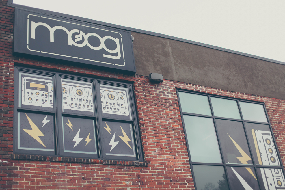 Moog: Inside the factory behind the world's best-loved synths